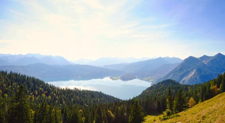 Etwas Jochberg und Walchensee